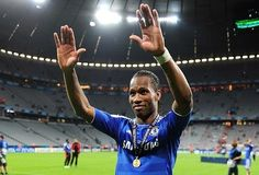 Farewell and Thank You to Didier Drogba, an absolute football legend!