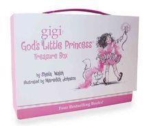 Gigi God's Little Princess Treasure Box Set