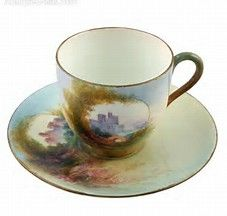 Image result for Antique Royal Worcester Bone China