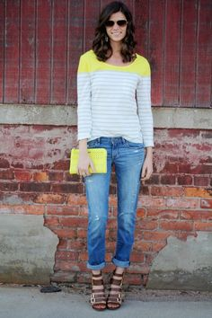 Detroit Fashion Blogger, @danafrost featured on Styleshack's blog today!