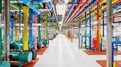 Inside Google's Data Center