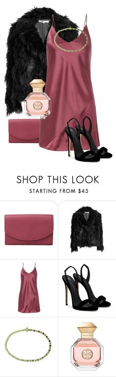 """""""Senza titolo #481"""" by robbys73 ❤ liked on Polyvore featuring Skagen, McQ by Alexander McQueen, Fleur du Mal, Giuseppe Zanotti and Tory Burch"""
