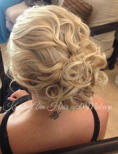 Hair: www.krystieann.com  Wedding hair, bridal hair, wedding updo, bridal updo, blonde updo, textured updo, beach wedding hair, punta cana brides, punta cana weddings