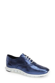 ZeroGrand Wingtip Sneaker by Cole Haan on @nordstrom_rack