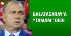 EURO 2016 sonrasında milli takımı bırakma kararı alan Fatih Terim, turnuva öncesi kendisini arayan ve görev teklif eden Galatasaray yöneticisi Alp Yalman'a,
