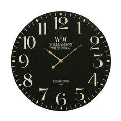 Premier Housewares Classical Wall Clock - Black - 60 cm Premier Housewares http://www.amazon.co.uk/dp/B0052SQGLM/ref=cm_sw_r_pi_dp_Rj7Pwb0KEDDD1