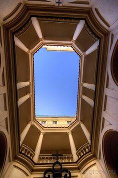 San Carlo alle Quattro Fontane by R4all, via Flickr #InvasioniDigitali il 26 aprile alle ore 13.00 Invasore: Elisa Art Trip
