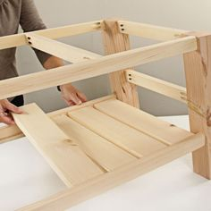 Build this furniture piece in just a few hours with basic cuts and pocket-screwed joints Homemade Coffee Tables, Build A Coffee Table, Coffe Table, Coffee Table Design, Cool Coffee Tables, This Old House, Table Cafe, Diy Table, Furniture Plans