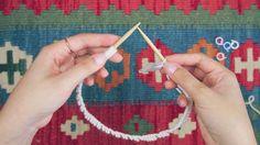 Knitting in the Roun