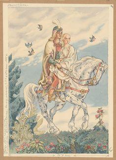 Emil Makovický - Zlatovláska Princess Zelda, Painting, Fictional Characters, Art, Art Background, Painting Art, Kunst, Paintings, Performing Arts