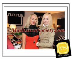Maggie Norris and Tracy Stern attending Tracy Stern's VIP Cocktail Reception, Celebrating her New York Cottages and Gardens Magazine Feature.  Editor In Chief: Kendell Cronstrom  Photographed By: Gregory Partanio