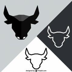 Polygonal bull head