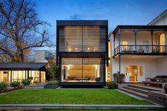 Renovated Victorian House in Melbourne http://www.homeadore.com/2012/09/03/renovated-victorian-house-melbourne/