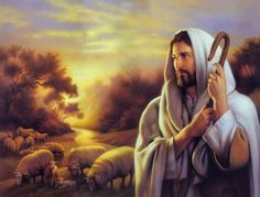 painting of jesus - Google Search