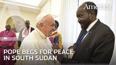 Salva Kiir Mayardit, obecny prezydent kraju oraz członkowie Prezydencji Republiki Sudanu Południowego, którzy na mocy porozumienia pokojowego, podpisanego we wrześniu ubiegłego roku w Addis Abebie, 12 maja obejmą oficjalnie swoje stanowiska: wiceprezydenci Riek Machar Teny Dhurgon, Taban Deng Gai i Rebecca Nyandeng De Mabio, wdowa po dawnym przywódcy południowosudańskim Johnie Garangu, obecni byli również członkowie Rady Kościołów Sudanu Południowego