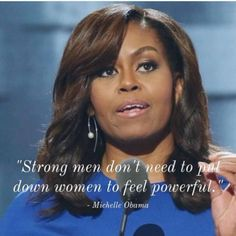 """Strong men don't need to put down women to feel powerful""- Michelle Obama - I never knew that Rebekah and Hayley from #TheOriginals were both from the Vampire Diaries or that both actresses were on H20. - #BarackObama #MichelleObama #POTUS #FLOTUS #usa  #MaliaObama #SashaObama #forevermypresident #BarackObama #womensmarch  #forevermyfirstlady #FOREVER44 #FLOTUS44  #problack #feminism#colors#world  #obamafamily_forever_44  #mypresident #blacklivesmatter #beautiful  #BlackLove#BLM#ChiTownLove…"