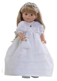 Vestido Princesa Paola Reina O Lesly De Famosa To Prevent And Cure Diseases Muñecas Y Accesorios