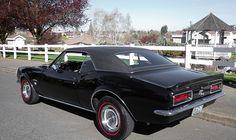 1967 Chevrolet Camar