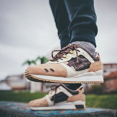Chubster favourite ! - Coup de cœur du Chubster ! - shoes for men - chaussures pour homme - sneakers - boots - sneakershead - yeezy - sneakerspics - solecollector -sneakerslegends - sneakershoes - sneakershouts - asics × Woei Cervidae Gel Lyte III