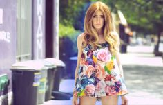 In love with Nicola Roberts hair! Gingers know how to rock it.
