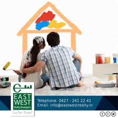 #East West Reality #Transparency  East West Realty aims to drive its property development initiatives with extreme transparency, since we understand that for Indian families, living space is an emotional investment.  Thus, to provide a hassle-free experience of buying their dream homes, we have created extremely simple and highly ethical methodologies.  More @http://www.eastwestrealty.in/