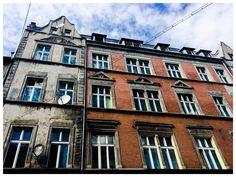#ZABRZE, róg Roosevelta i 3 maja #townhouse #kamienice #slkamienice #silesia #śląsk #properties #investing #nieruchomości #mieszkania #flat #sprzedaz #wynajem Multi Story Building