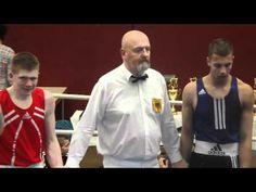 Halbfinale Leon-Sharif Osman vs. Jakob Weingardt - DM 2012 (75kg) - Siegerehrung