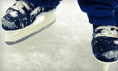 Mountain View Ice Arena - Public-Skate Admission for Two