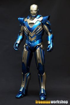 MK30 Blue Steel