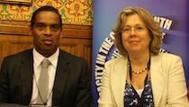 Please to meet Baroness Northover, a UK Minister in the Department of International Development