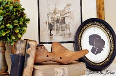 Tips for Decorating With Vintage Items