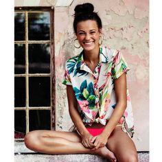 cb8c4119f639 Crystal Waterfalls Hawaiian Shirt Aloha Shirt