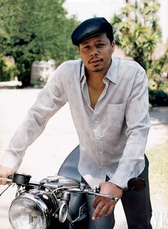 TERRENCE HOWARD, JULY 2005 | See Leonardo DiCaprio, Ryan Gosling, Terrence Howard, and More Before They Were Stars