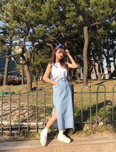 Korean Fashion Kpop, Korean Fashion Trends, Korea Fashion, Fashion 101, Korean Outfits, Asian Fashion, Girl Fashion, Cute Casual Outfits, Stylish Outfits