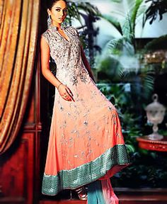 Long length Anarkali
