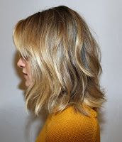 Brunette to blond...click picture for more before and afters!