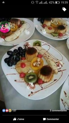 Ramadan, Mousse, Waffles, Breakfast, Kitchen Ideas, Smooth, Drink, Deco, Food