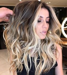 "295 Likes, 18 Comments - The Austin Balayage Specialist (@kristen.lumiere) on Instagram: ""For all my stylists friends who have issues with their sectioning for Hair Painting or Balayage! I…"""