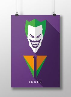 The Joker by Moritz Adam Schmitt