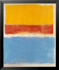 mark rothko posters and prints