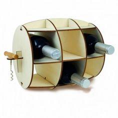 Stojak na wino - Trafiony prezent