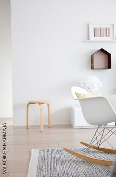 Via Valkoinen | Alvar Aalto | Ferm Living | Eames | White Wood Grey
