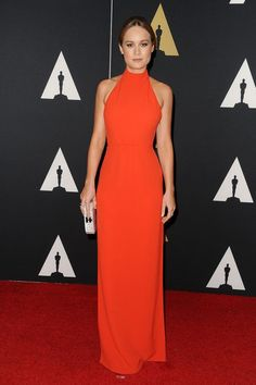 Brie Larson's Best Red-Carpet Moments of 2015-2016 - Pret-a-Reporter