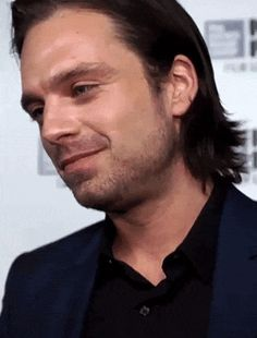 Sebastian Stan at 'The Martian' Red Carpet <3_<3