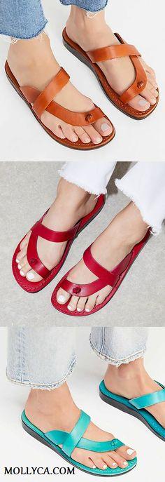 $30.29 USD Sale! SHOP NOW! Women PU Slippers Casual Flip Flops Shoes