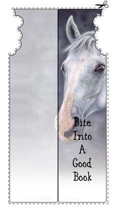 horse_bookmark