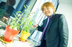 Mr.Kenmochi  https://www.facebook.com/herbsdiary