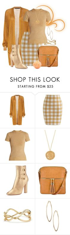 """""""Inspiration"""" by ohlmanvickie ❤ liked on Polyvore featuring Haider Ackermann, Chicwish, JoosTricot, Alighieri, Gianvito Rossi, David Yurman and Lydell NYC"""