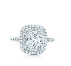 Tiffany engagement ring. Possibility, but of course anything vintage or of sentimental value is preferred!