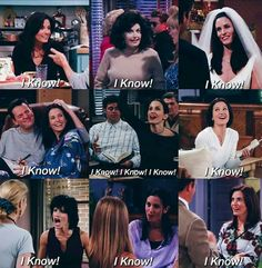 Monica knows!!